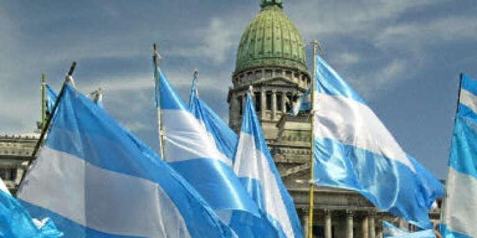 L'Argentine est poursuivie par des fonds dits
