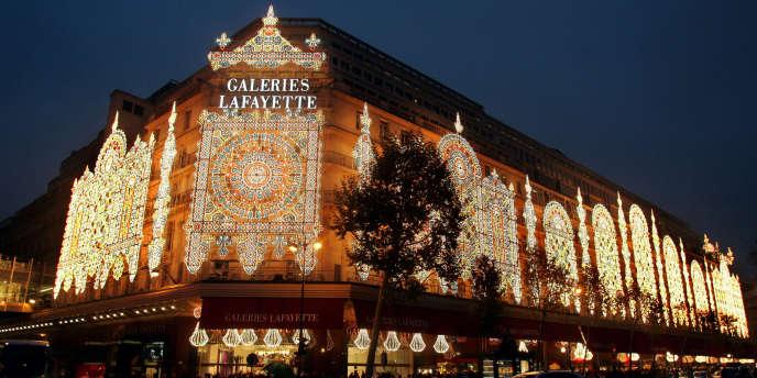 Le Lafayette Maison & Gourmet doit séduire, sur cinq niveaux, les plus argentés des Parisiens et des touristes. Ces derniers génèrent la moitié des ventes du magasin Haussmann.