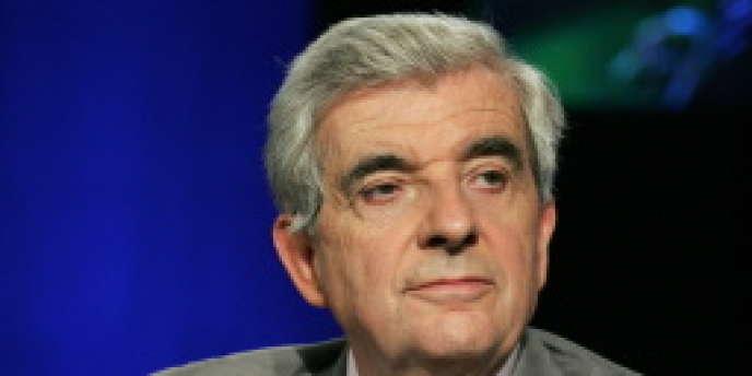 Jean-Pierre Chevènement, sénateur du Territoire de Belfort, ancien ministre de la défense.