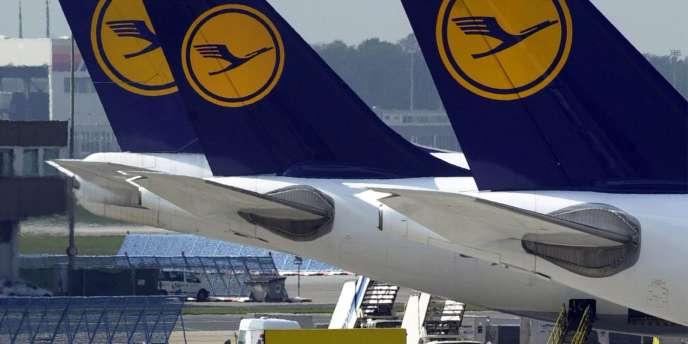 Entre 2000 et 2011, le trafic aérien s'est accru de 45 % dans le ciel allemand.