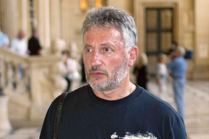 Charles Pieri, à Paris, le 23 juin 2003.