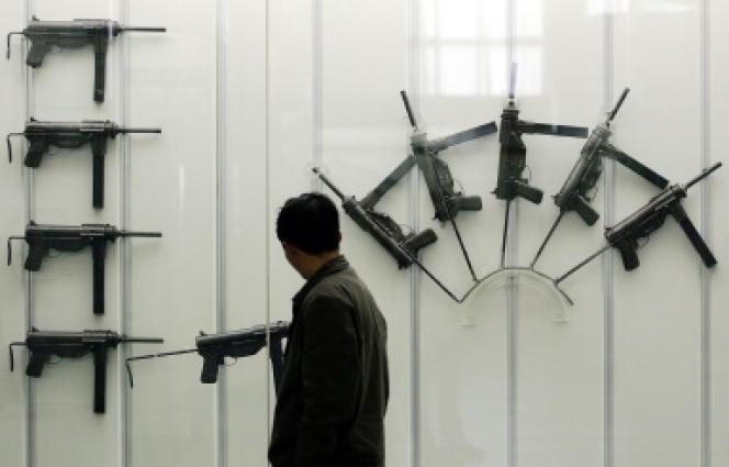 Une conférence de l'ONU sur les armes conventionnelles est prévue le 18 mars 2013.