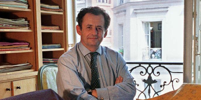 Guillaume Sarkozy, délégué général du groupe Malakoff Médéric.