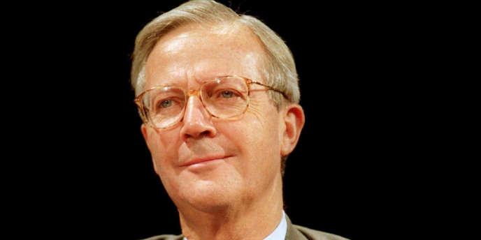Denis Gautier-Sauvagnac, ancien président de l'UIMM.