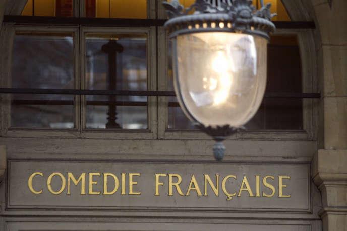 Le mandat de Muriel Mayette-Holtz à la tête de la Comédie-Française court jusqu'au 3 août 2014.