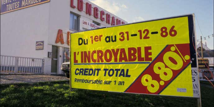 En 2011, ce sont 5,9 millions de comptes de crédits renouvelables qui ont été fermés.