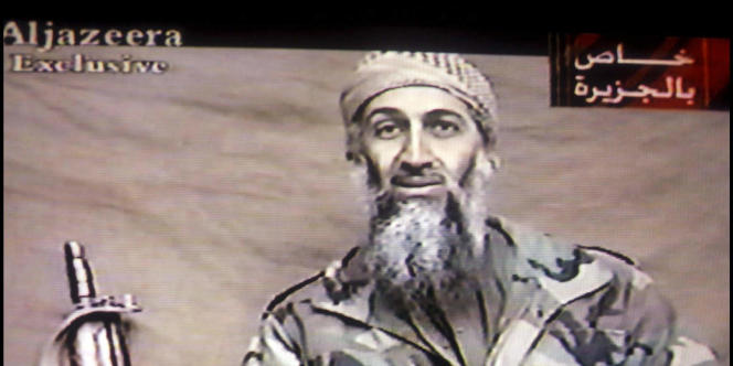 Vidéo d'Oussama Ben Laden, le 26 décembre 2001.