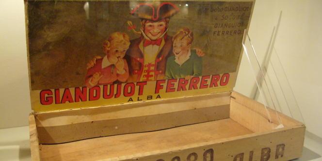 Ancêtre du Nutella, le Giandujot de Ferrero