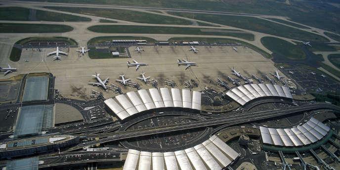 Le terminal 2 de l'aéroport Roissy Charles de Gaulle.