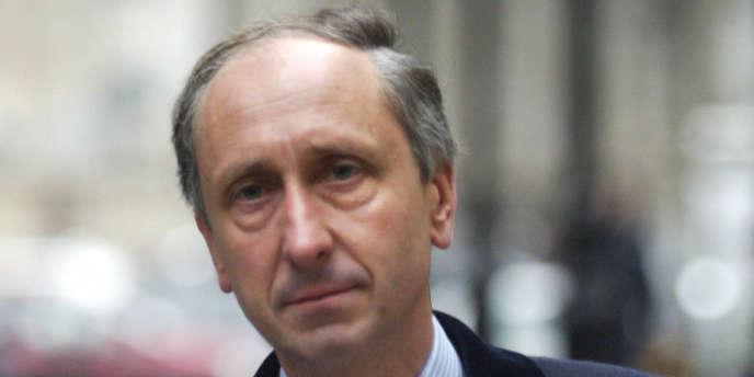Philippe Courroye, le procureur de Nanterre.