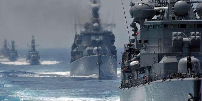 En 2011, les pays asiatiques (sans compter l'Australie ni la Nouvelle-Zélande) ont consacré 262 milliards de dollars à leur défense, contre un peu moins de 270 milliards de dollars pour les pays européens membres de l'OTAN.