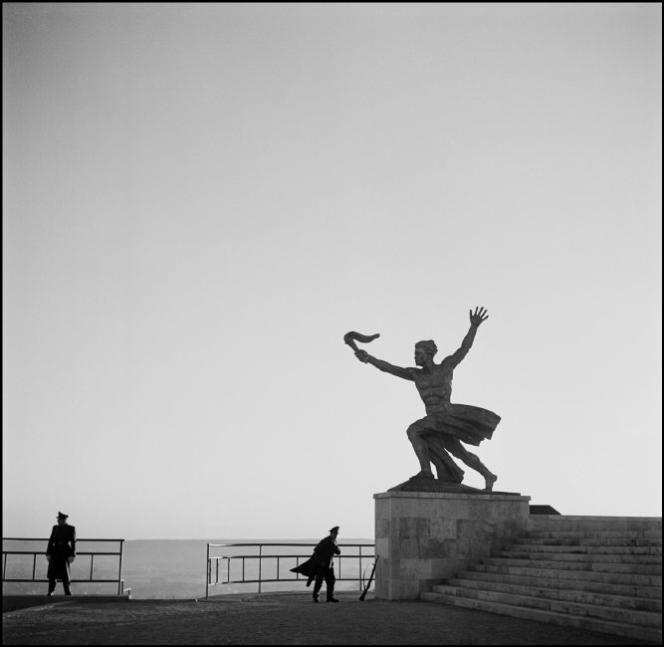 1947, Budapest, Hongrie.