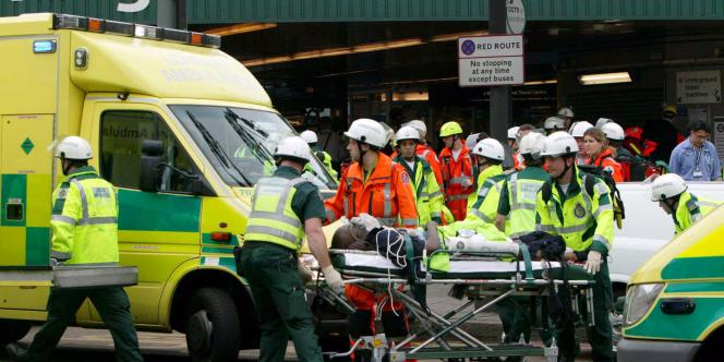 Les attentats du 7 juillet 2005 ont fait 52 morts dans la capitale britannique.