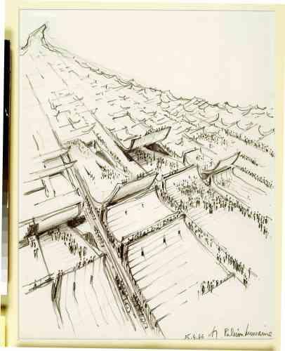 Architecture Principe (Claude Parent & Paul Virilio),