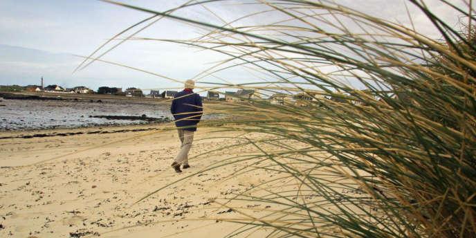 La presqu'île de Lagonna-Daoulas, en Bretagne.