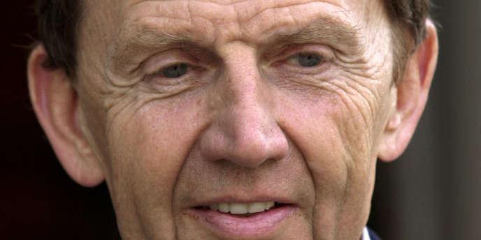 Etienne Mougeotte, directeur des rédactions du