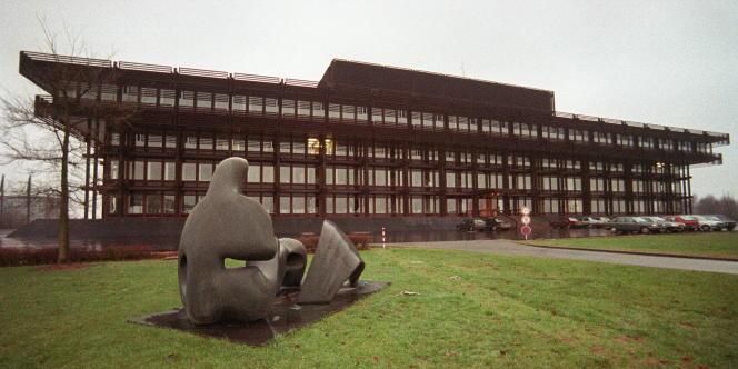La Cour de justice de l'Union européenne, à Luxembourg.