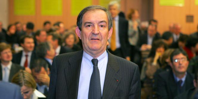 L'ancien juge d'instruction Jean-Louis Bruguière.