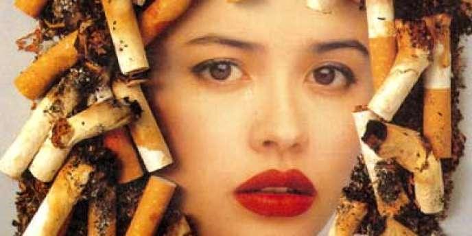 Affiche du Comité national contre le tabagisme.