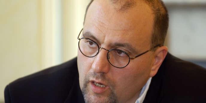 Julien Dray, député socialiste