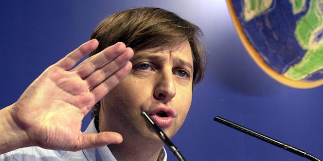 François Grosdidier, le sénateur et maire UMP de Woippy (Moselle).