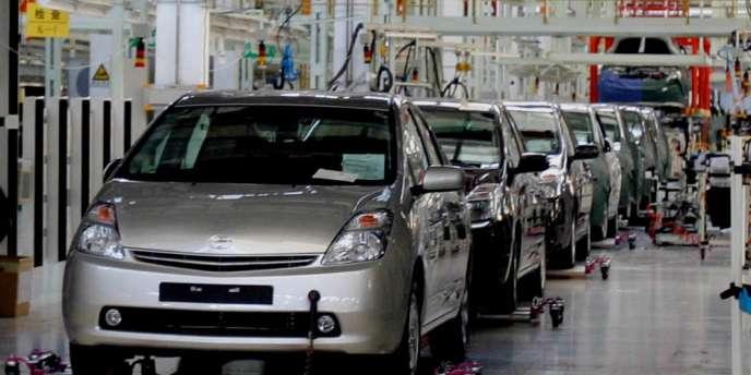 Un porte-parole de Toyota joint à Tokyo a expliqué que le premier constructeur mondial allait rappeler 1,73 million de véhicules.
