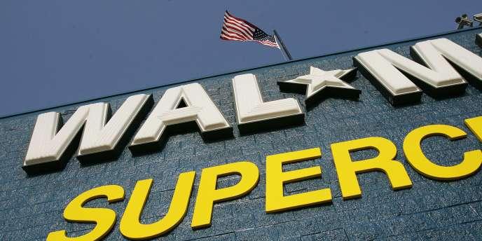 Les ventes à l'étranger de Wall-Mart n'ont progressé que de 7,4 % en 2012 contre 15,2 % l'année précédente et 20 % avant la crise financière.