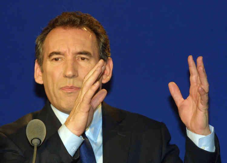 """François Bayrou, le président du MoDem, a refusé de donner une """"consigne générale"""" au deuxième tour. Il a préféré privilégier une approche ville par ville."""