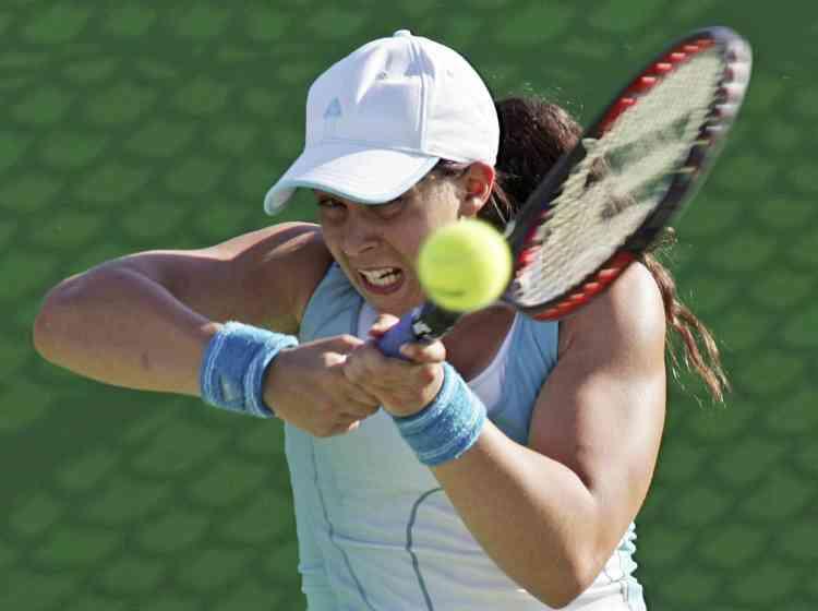 Marion Bartoli a été sortie du tournoi par l''Italienne Roberta Vinci, jeudi 19 janvier à Melbourne.