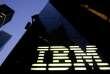 Les bureaux d'IBM à New York.