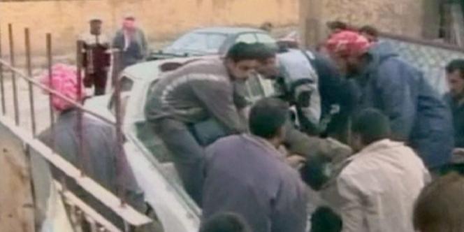 Selon le parquet, le 19 novembre 2005, des marines qui perquisitionnaient des maisons après la mort de l'un des leurs à Haditha, à 260 km à l'ouest de Bagdad, avaient tué vingt-quatre civils, dont des femmes et des enfants.