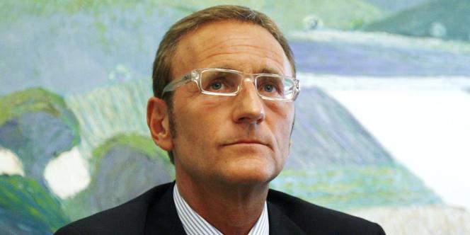 André Vallini, à Paris, le 6 juin 2006.