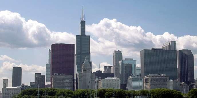 Chicago, principale métropole de l'Illinois, est la ville où le président Barack Obama a commencé sa carrière politique.