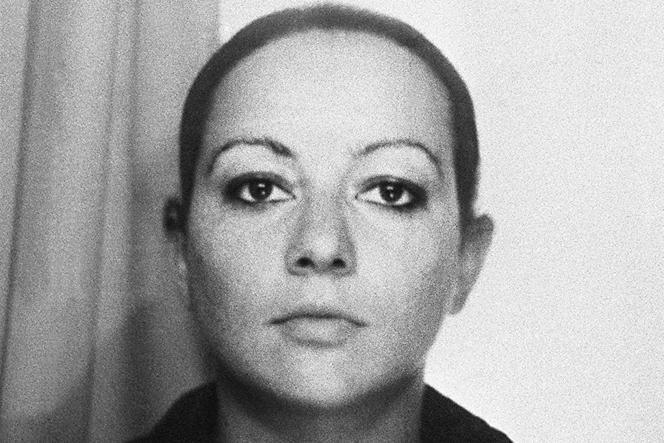 Photo d'identité, récupérée le 20septembre1978 à Nice, d'Agnès LeRoux, la fille de Renée LeRoux, la propriétaire du Palais de la Méditerranée à Nice.