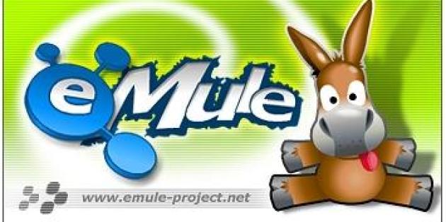 Le site du projet eMule. Ce logiciel de téléchargement pair-à-pair n'est quasiment plus utilisé aujourd'hui.
