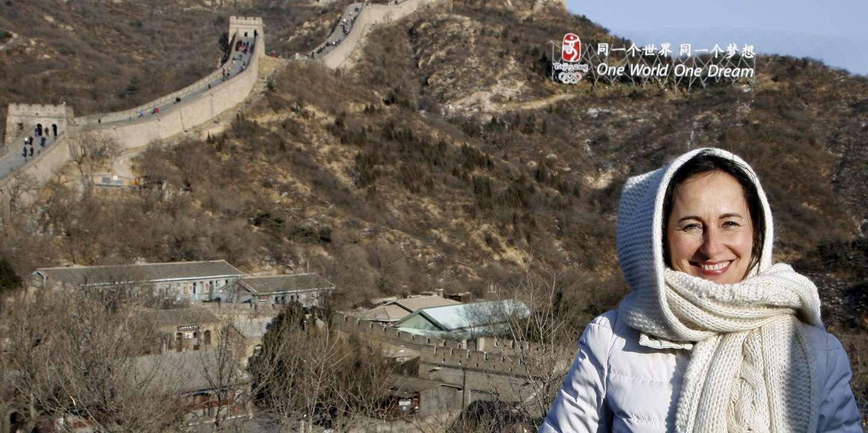 "La ""bravitude"" de Ségolène Royal en Chine"