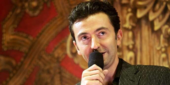 Gérald Dahan, le 1er septembre 2005.