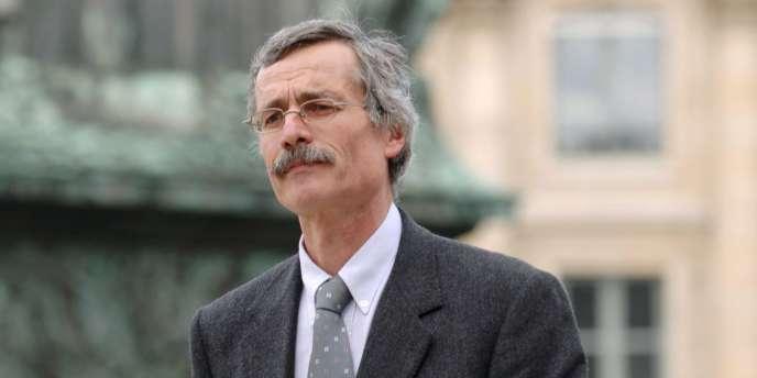 Le juge Renaud Van Ruymbeke, en mai 2006.