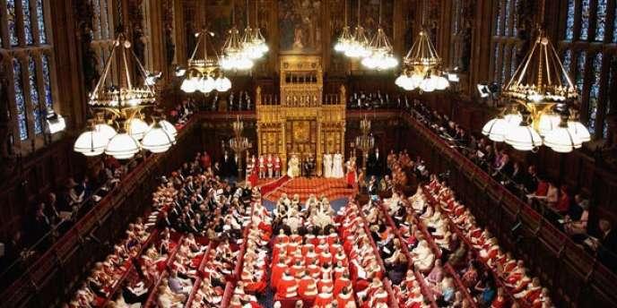 Le gouvernement britannique vient de renoncer au projet de réforme de la Chambre des lords.