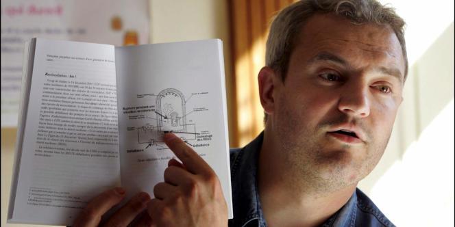 Le militant antinucléaire de longue date, Stéphane Lhomme voit en Nicolas Hulot