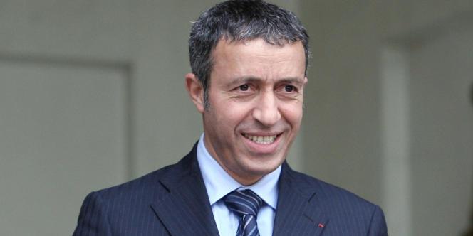 Azouz Begag, le 16 mars 2007.