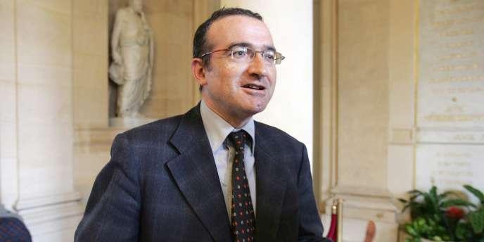 Le député UMP Hervé Mariton.