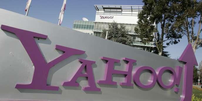 Le siège de Yahoo !, à Sunnyvale en Californie.