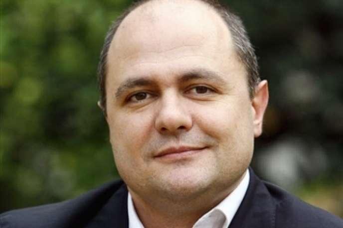 Le président du groupe socialiste à l'Assemblée, Bruno Le Roux.
