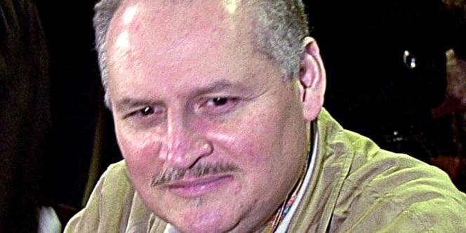 Le terroriste vénézuélien Carlos, le 28 novembre 2000 à Paris.