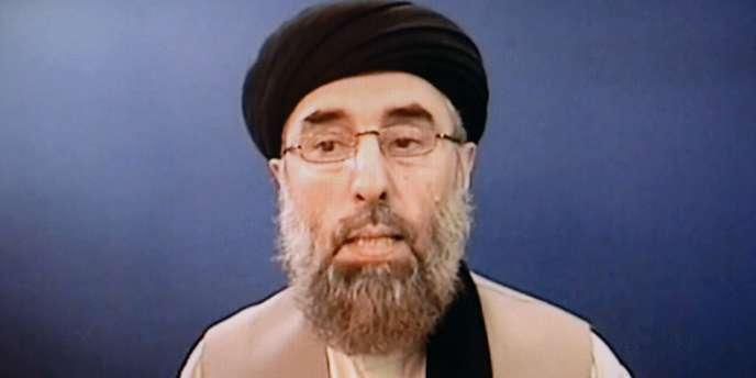 Gulbuddin Hekmatyar dans une vidéo diffusée en mai 2007.