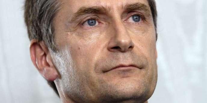 Frédéric Péchenard.