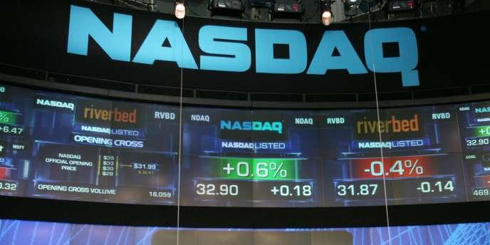 jeudi 10 avril, l'indice des valeurs technologiques américaines a abandonné 3,10 %.