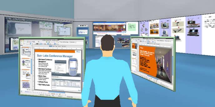 Conçu pour la société informatique Sun, le programme MPK20 favorise le télétravail, mais permet également de faire connaissance avecles autres employés de la société.