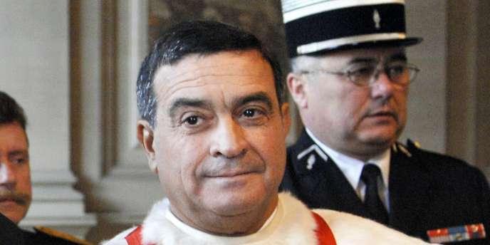 Le procureur général près la Cour de cassation, Jean-Louis Nadal.